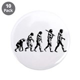 Evolution of Man 3.5&amp;quot; Button (10 pack)