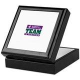Funny Train Keepsake Box