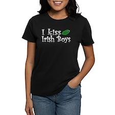 I Kiss Irish Boys Tee