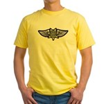 Aero Squadron Yellow T-Shirt