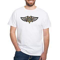 Aero Squadron White T-Shirt