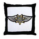 Aero Squadron Throw Pillow