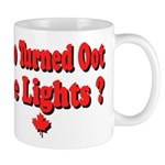 Afraid of the Dark? Mug