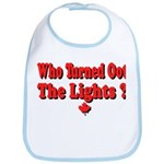 Afraid of the Dark? Bib