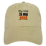 KidneyCancerHero Wife Baseball Cap