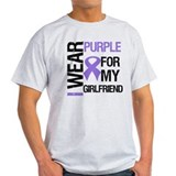IWearPurpleGirlfriend T-Shirt