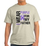 IWearPurpleFather T-Shirt
