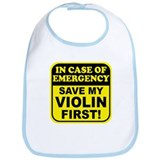 Save My Violin Bib