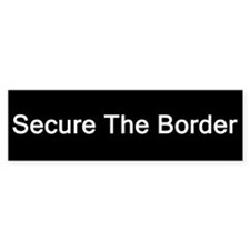 Secure The Border (Bumper)