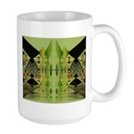 Temple Entrance Collection Large Mug