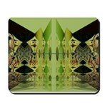 Temple Entrance Collection Mousepad