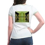 Temple Entrance Collection Jr. Ringer T-Shirt