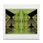 Temple Entrance Collection Tile Coaster