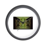 Temple Entrance Collection Wall Clock