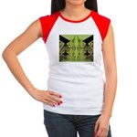 Temple Entrance Collection Women's Cap Sleeve T-Sh
