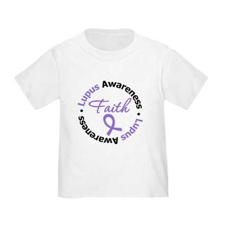 Lupus Faith Toddler T-Shirt