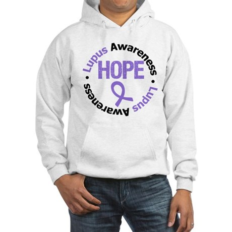 Lupus Hope Hooded Sweatshirt