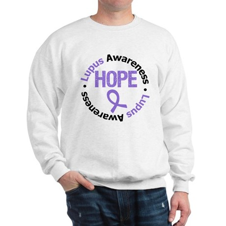 Lupus Hope Sweatshirt