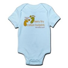 Tiny Carbon Footprint Infant Bodysuit