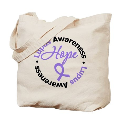 Lupus HOPE Tote Bag