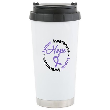 Lupus HOPE Ceramic Travel Mug