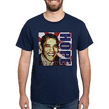 Obama Hope 01 20 09 T-Shirt