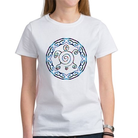 Spiral Turtles Women's T-Shirt