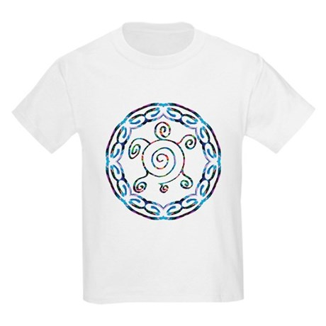 Spiral Turtles Kids T-Shirt