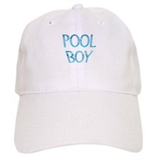Pool Boy Baseball Cap