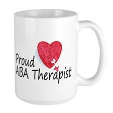 Proud ABA Therapist Mug