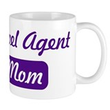 Travel Agent mom Mug