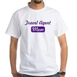 Travel Agent mom Shirt