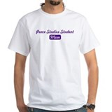 Peace Studies Student mom Shirt