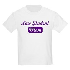 Law Student mom T-Shirt