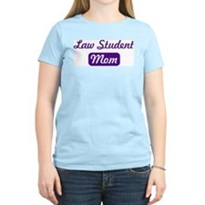 Law Student mom T-Shirt
