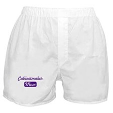 Cabinetmaker mom Boxer Shorts