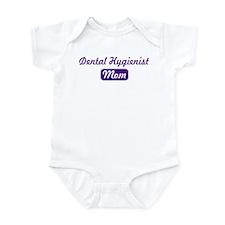 Dental Hygienist mom Infant Bodysuit