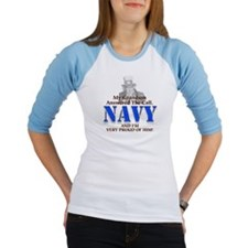 Navy Grandson Shirt