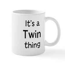 Its a Twin thing Mug