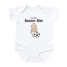 Future Soccer Star Infant Bodysuit