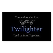 Twilighter Rectangle Sticker 10 pk)