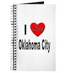 I Love Oklahoma City Journal