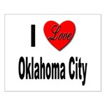 I Love Oklahoma City Small Poster