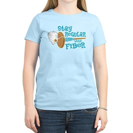Stay Regular Women's Light T-Shirt