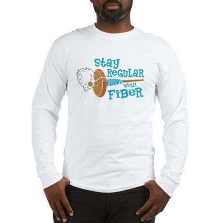 Stay Regular Long Sleeve T-Shirt