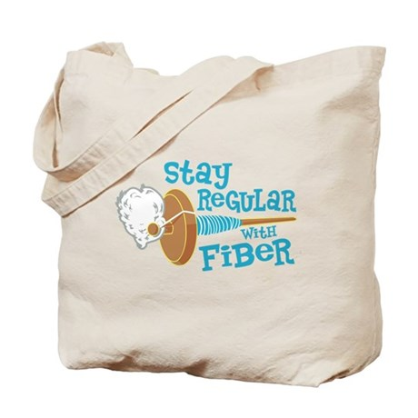Stay Regular Tote Bag