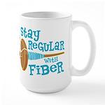 Stay Regular Large Mug