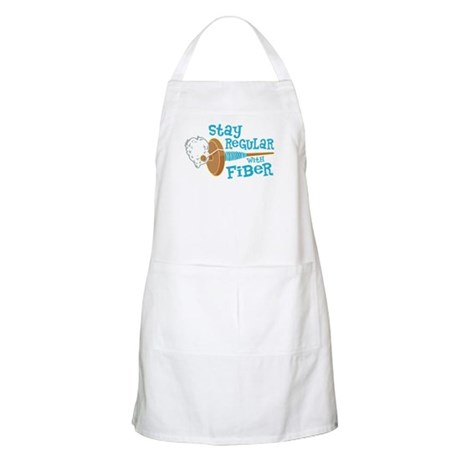 Stay Regular BBQ Apron