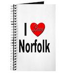 I Love Norfolk Journal