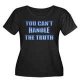 Jack Nicholson Quote Gift Women's Plus Size Scoop